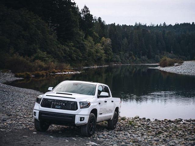 Lộ ảnh chính thức của bán tải cỡ lớn Toyota Tundra thế hệ mới