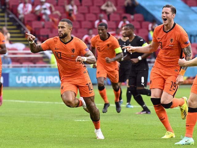 """Soi trận HOT EURO: Hà Lan chắc vé bảng C, Ukraine & Áo phải """"tử chiến"""""""