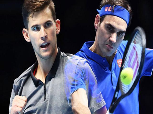 Nóng nhất thể thao tối 22/6: Thiem cảnh báo Federer - Djokovic trước Wimbledon
