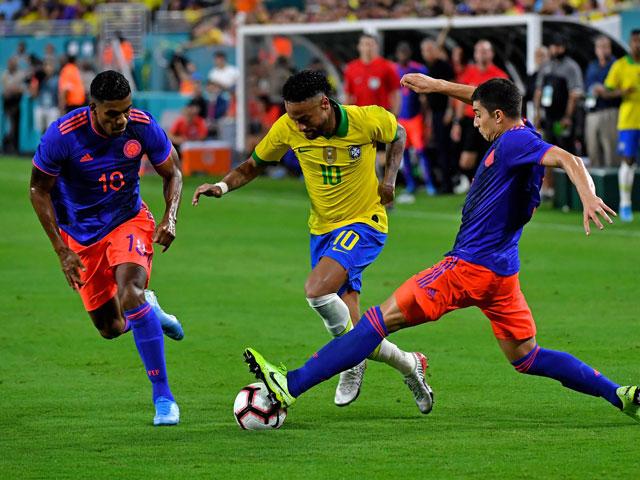 """Nhận định bóng đá Brazil - Colombia: Khó cản """"vũ công Samba"""" nhảy múa (Copa America)"""