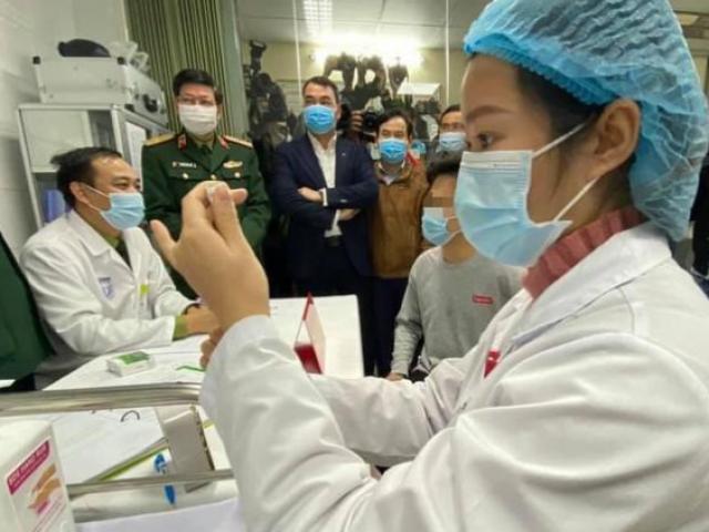 Bộ Y tế nói gì về đề xuất cấp phép khẩn cấp vắc-xin Nanocovax?