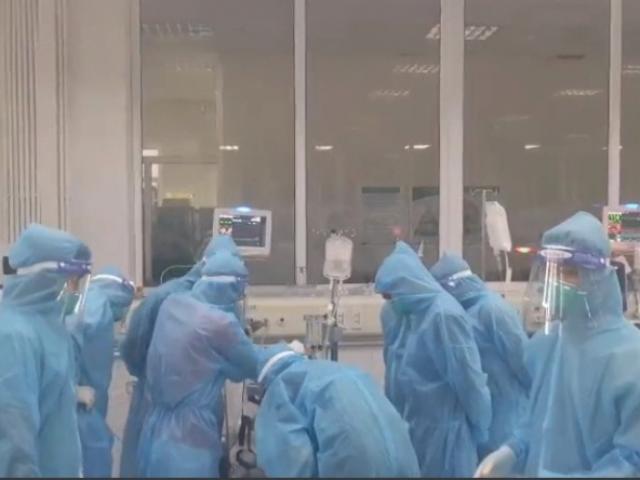 Ca tử vong thứ 70 do liên quan đến COVID-19, bệnh nhân là nữ