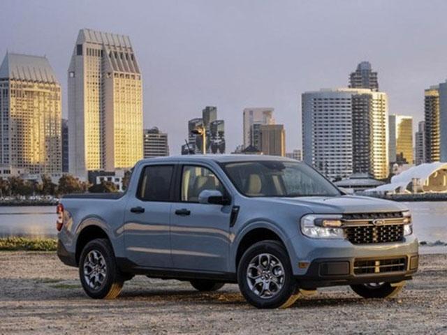 Xe bán tải Ford Maverick nhận hơn 36.000 đơn đặt hàng sau 1 tuần ra mắt