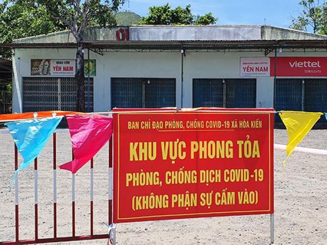 Thực hiện giãn cách toàn TP Tuy Hòa từ 15 giờ ngày 24-6