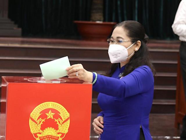 5 Phó Chủ tịch UBND TP.HCM tái đắc cử nhiệm kỳ 2021-2026
