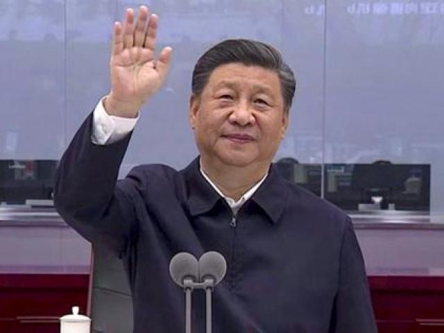 Ông Tập gọi điện cho 3 phi hành gia Trung Quốc trên trạm vũ trụ