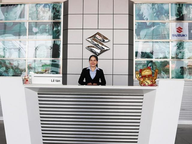 Suzuki nâng tổng số đại lý ủy quyền lên 38, thêm đại lý mới Suzuki Bình Dương Ngôi Sao