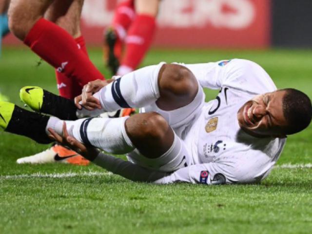 Mbappe ăn vạ câu 11m trận Pháp - Bồ Đào Nha: Huyền thoại MU và fan bức xúc