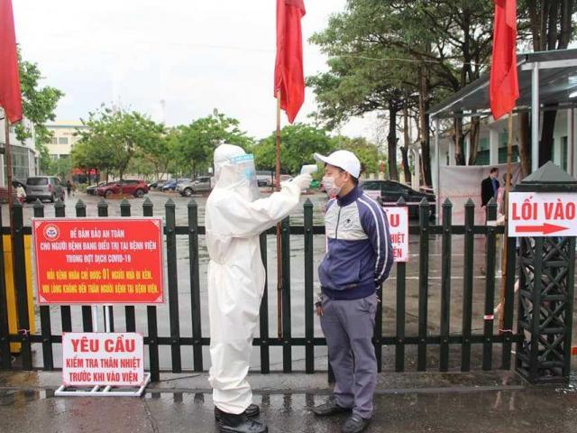 F0 di chuyển nhiều nơi trong cộng đồng, Quảng Ninh họp khẩn