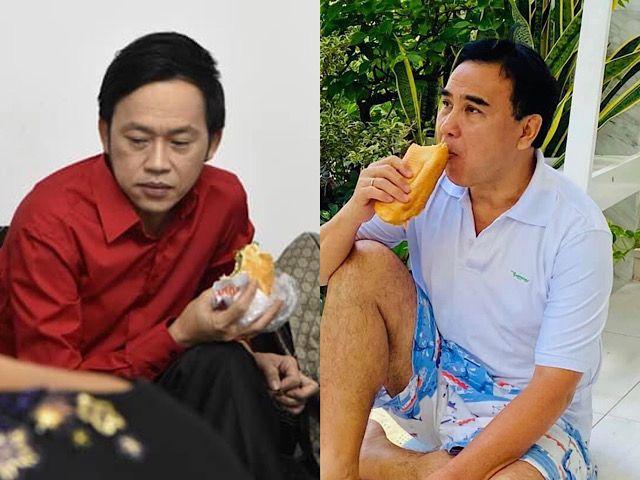"""Bị nói """"giàu mà giả nghèo"""", so sánh với Hoài Linh, Quyền Linh nói một câu gây sững sờ"""