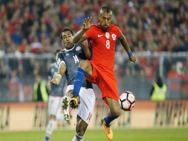 Trực tiếp bóng đá Chile - Paraguay: Chile suýt nữa thủng bàn thứ 2 (Copa America)