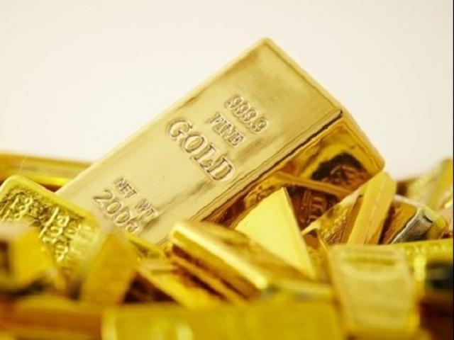 Giá vàng hôm nay 26/6: Tăng vọt lên đỉnh rồi giảm sâu