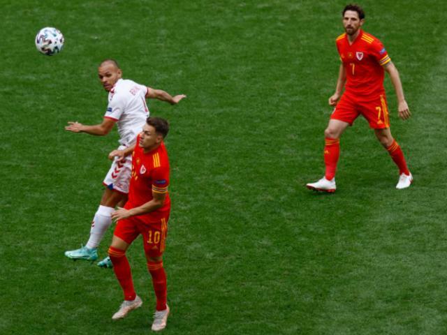Trực tiếp bóng đá xứ Wales - Đan Mạch: Suýt có bàn thắng thứ 2 (vòng 1/8 EURO)