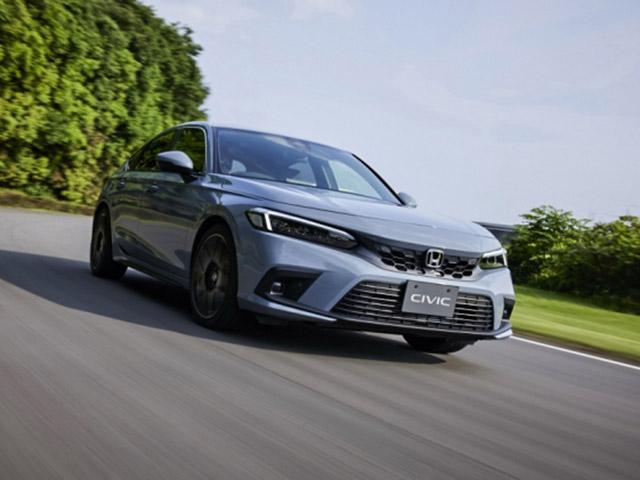 Honda Civic bản Hatchback ra mắt thị trường Mỹ