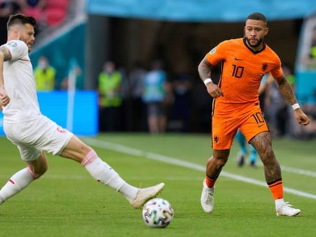 Trực tiếp bóng đá Hà Lan - CH Séc: De Ligt giải cứu khung thành Hà Lan (Vòng 1/8 EURO)