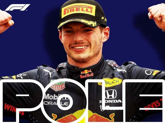 Đua xe F1, chặng Styrian GP: Max Verstappen giành pole