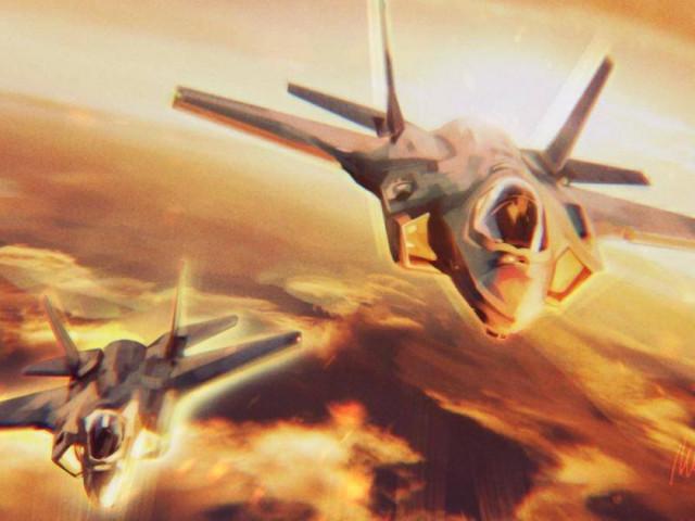 Tạp chí National Interest: Máy bay F-35 sẽ phải bỏ chạy khi gặp Su-35 Nga