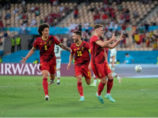 Trực tiếp bóng đá Bỉ - Bồ Đào Nha: Nghẹt thở những phút cuối (vòng 1/8 EURO) (Hết giờ)