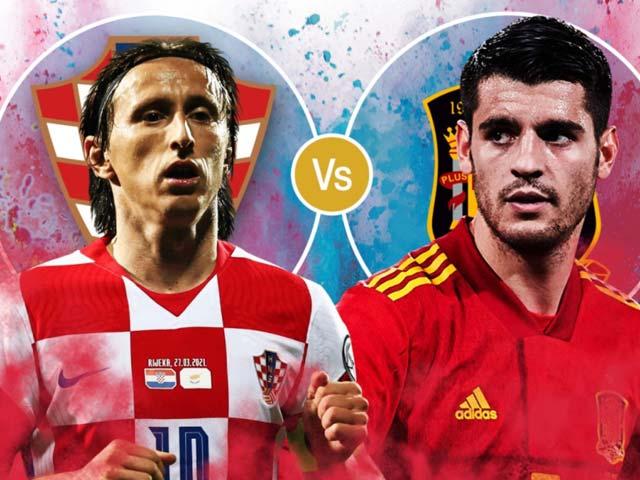 Trực tiếp bóng đá Croatia - Tây Ban Nha: Ngỡ ngàng bàn phản lưới (vòng 1/8 EURO)