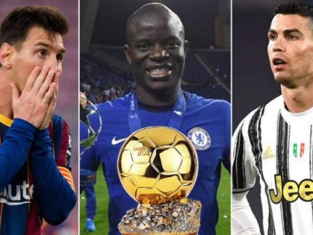 Ronaldo - Mbappe sớm chia tay EURO, Messi bất ngờ sáng cửa giành Quả bóng Vàng