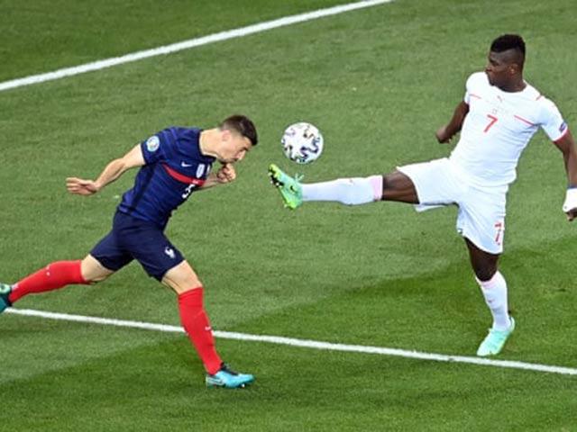 Trực tiếp bóng đá Pháp - Thụy Sĩ: Mbappe đá hỏng luân lưu (Vòng 1/8 EURO) (Hết giờ)