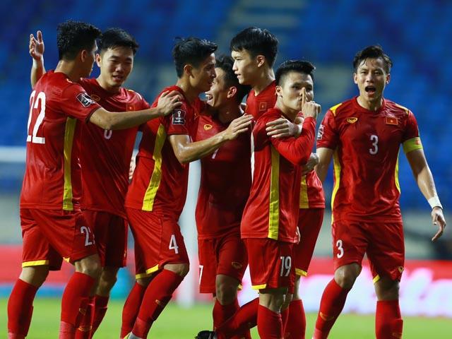 Chiều nay bốc thăm vòng loại thứ 3 World Cup 2022: ĐT Việt Nam hồi hộp chờ đối thủ
