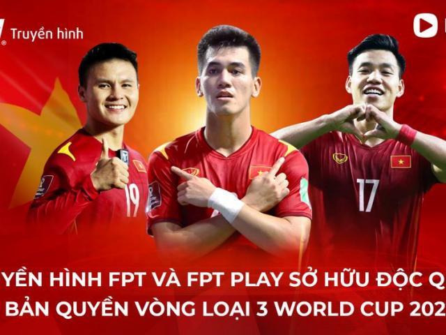ĐT Việt Nam đấu Trung Quốc đúng mùng 1 Tết, xem vòng loại World Cup ở đâu?