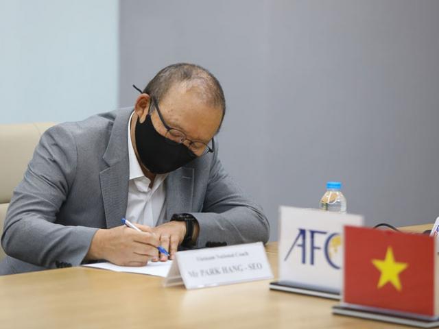 Thầy Park muốn đá với tinh thần cao nhất khi ĐT Việt Nam đấu Trung Quốc, Nhật Bản