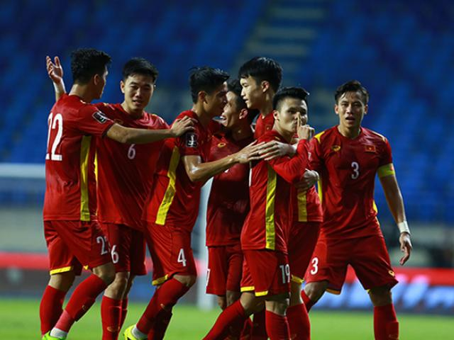 Lịch thi đấu vòng loại thứ 3 World Cup 2022 khu vực châu Á mới nhất