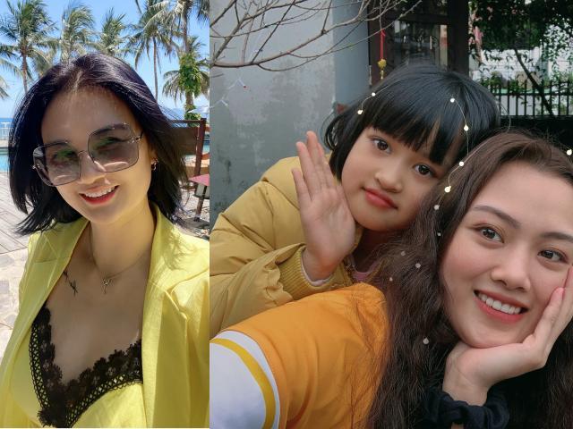 Hoa khôi bóng chuyền Kim Huệ chống Covid-19 cực hài, Thu Hoài khoe em gái dễ thương