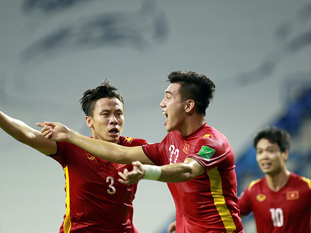 ĐT Việt Nam gặp Trung Quốc ở vòng loại World Cup: Đối đầu kịch tính trên sân cỏ