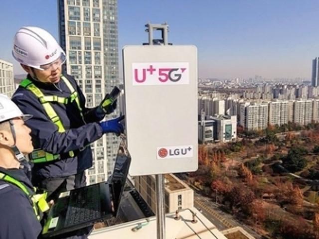 """Nhà mạng 5G ở Hàn Quốc bị kiện vì tốc độ """"quá chậm"""""""