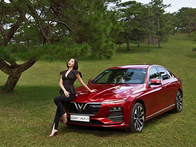 Xe ô tô Việt sẽ được phân phối chính hãng tại thị trường Lào