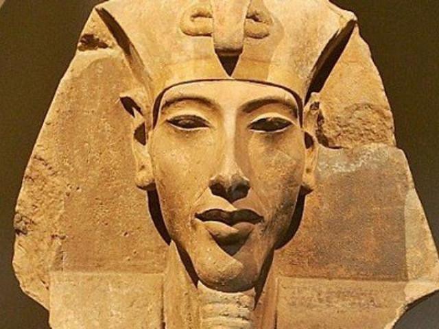 Dung mạo vua Pharaoh Ai Cập được tái tạo từ bộ hài cốt khiến cộng đồng mạng trầm trồ