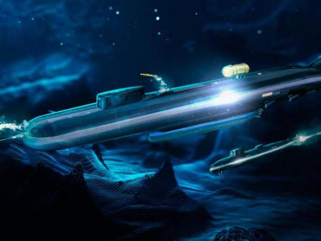 Thử nghiệm tàu ngầm hạt nhân Belgorod gây chấn động phương Tây