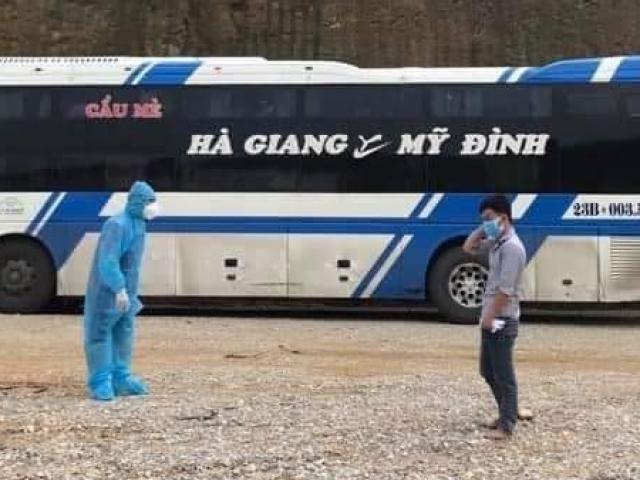 F0 trốn viện ở Bắc Giang đã đến bến xe Mỹ Đình để bắt xe về quê