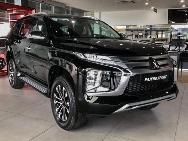 Mitsubishi Pajero Sport sản xuất năm 2020 giảm giá sâu với số lượng hạn chế