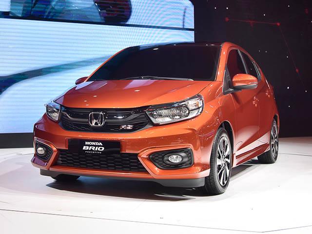 Giá xe Honda Brio lăn bánh tháng 7/2021
