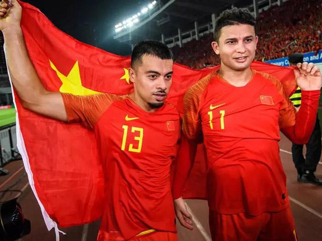 Các đội cùng bảng ĐT Việt Nam giật mình: Trung Quốc đá với 10 cầu thủ nhập tịch