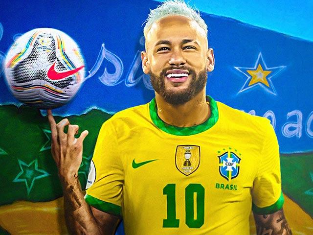 Neymar solo qua 3 người, kiến tạo đỉnh cao đưa Brazil vào chung kết Copa America