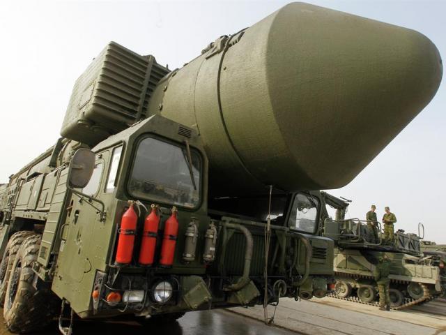Sức mạnh vô song của tên lửa đạn đạo nguy hiểm bậc nhất thế giới