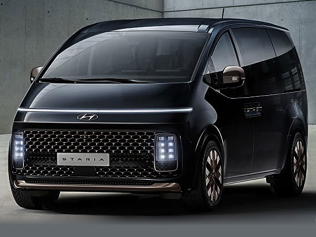 Xe MPV Hyundai Staria sắp có mặt tại thị trường Đông Nam Á