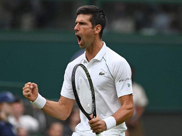"""Trực tiếp tennis Djokovic - Fucsovics: Nhà Vua quyết khuất phục """"ngựa ô"""""""