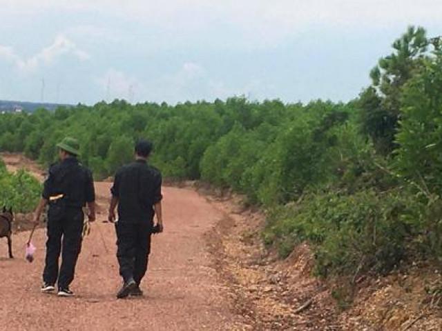 Truy tìm gã con rể nghi giết mẹ vợ rồi bỏ trốn vào rừng