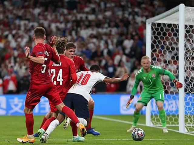 """Chuyên gia nói về quả 11m trận Anh – Đan Mạch: """"Giáo sư"""" Wenger và Mourinho bất bình"""