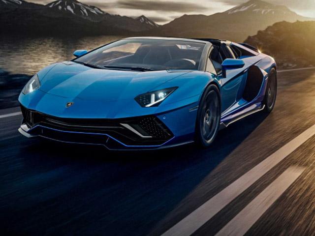 Lamborghini tiết lộ phiên bản cuối Ultimae của dòng Aventador