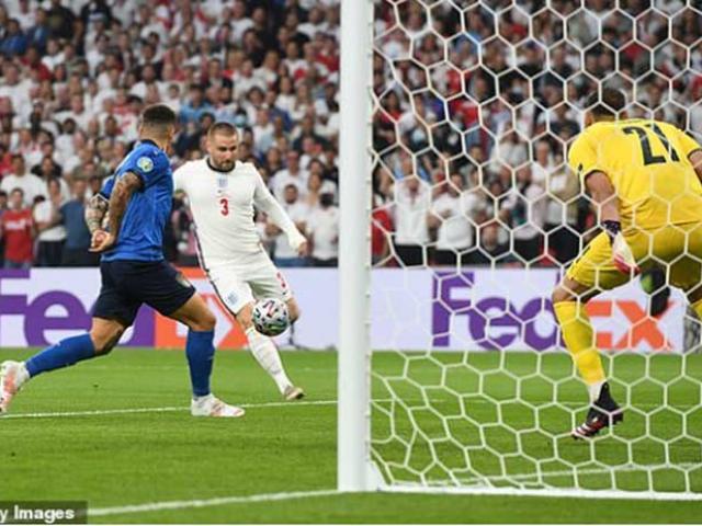 """Video Italia - Anh: Vượt khó xuất sắc, đăng quang sau loạt """"đấu súng"""" (Chung kết EURO)"""