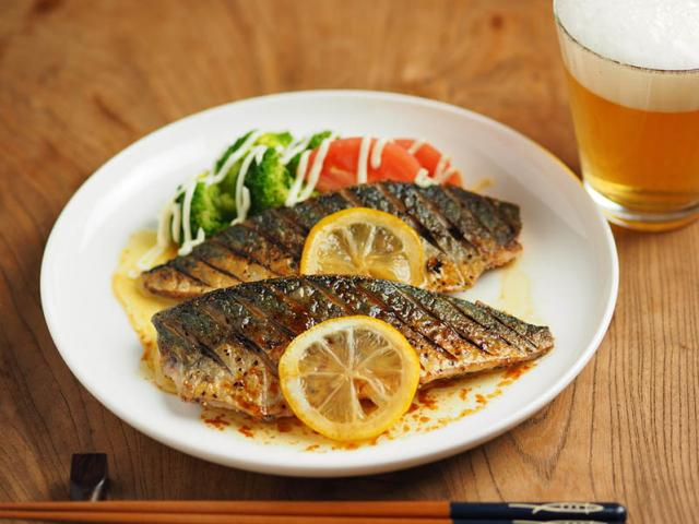 Cách làm cá thu nướng sốt tiêu chanh, món ăn hoàn hảo cho bữa tối