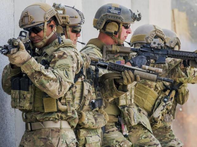 So sánh sức mạnh quân sự Mỹ-Trung
