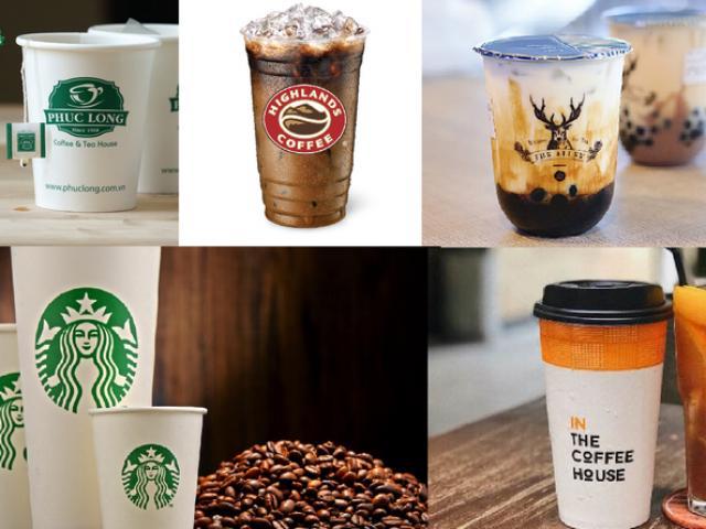 """Các hãng cà phê tên tuổi làm ăn ra sao sau """"năm Covid-19 thứ nhất""""?"""